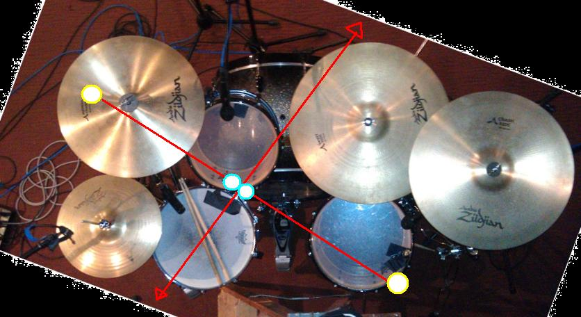 mic starting points drum overheads audio engineers are dorks. Black Bedroom Furniture Sets. Home Design Ideas
